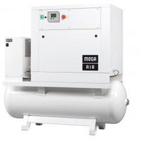 Mega-Air MA OF 2,2-22kW scroll Kompressori 250-2530l/min - tarjouspyyntö